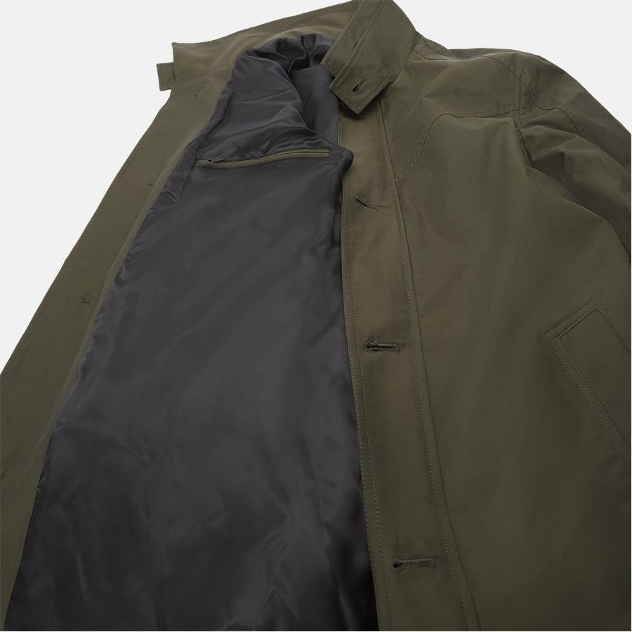 COHEN 001B - jakke - Jakker - Regular fit - DARK OLIVE - 10